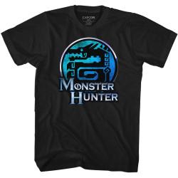 Image for Monster Hunter T-Shirt - Crest Logo