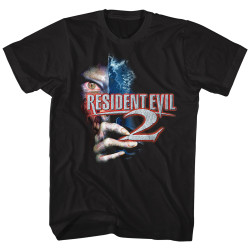Image for Resident Evil T-Shirt - RE2 Logo
