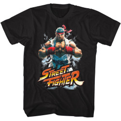 Image for Street Fighter T-Shirt - Fistbump