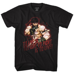Image for Street Fighter T-Shirt - Hot Ryu