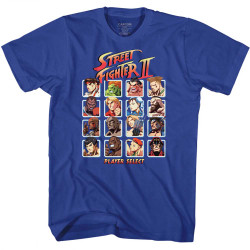 Image for Street Fighter T-Shirt - Super Turbo HD Select