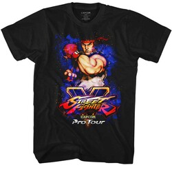 Image for Street Fighter T-Shirt - Pro Tour - Ryu