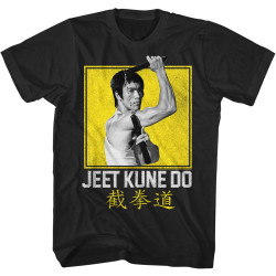 Image for Bruce Lee T-Shirt - Boxy Jeet Kune Do