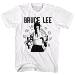 Image for Bruce Lee T-Shirt - Chucks