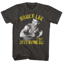 Image for Bruce Lee T-Shirt - Action Bruce