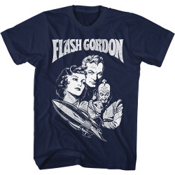 Image for Flash Gordon T-Shirt - Gordon
