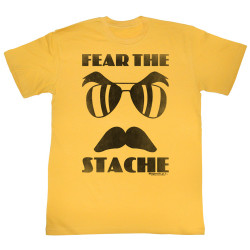 Image for Magnum PI T-Shirt - 'Stache