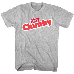 Image for Nestle Candy Heather T Shirt - Chunky Logo