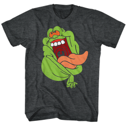 Image for The Real Ghostbusters T-Shirt - Slimer