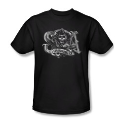 Image for Sons of Anarchy T-Shirt - Charming CA