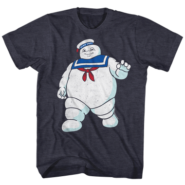 Image for The Real Ghostbusters T-Shirt - Mr. Stay Puff