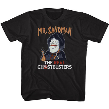 Image for The Real Ghostbusters Mr. Sandman Toddler T-Shirt