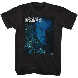 Image for Battlefield Earth T-Shirt - Movie Poster
