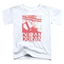 Image for Duran Duran Toddler T-Shirt - Red Carpet Massacre