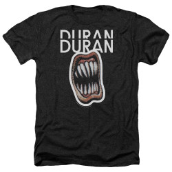 Image for Duran Duran Heather T-Shirt - Pressure Off