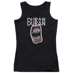 Image for Duran Duran Girls Tank Top - Pressure Off