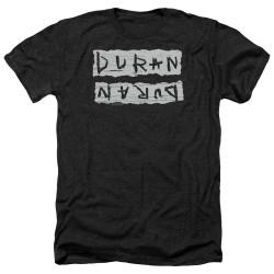 Image for Duran Duran Heather T-Shirt - Print Error