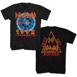 Image for Def Leppard T-Shirt - Adrenalize Tour