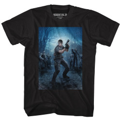 Image for Resident Evil T-Shirt - Power Stance