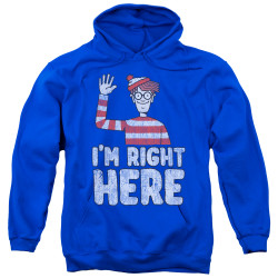 Image for Where's Waldo Hoodie - I'm Right Here