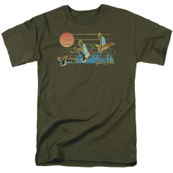 Image for Wild Wings Collection T-Shirt - Three Ducks