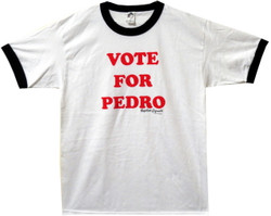 Image Closeup for Napoleon Dynamite Vote For Pedro T-Shirt