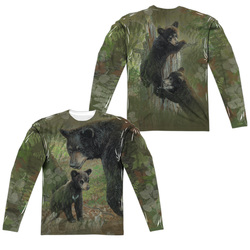 Image for Wild Wings Collection Sublimated Long Sleeve - Moms Never Far