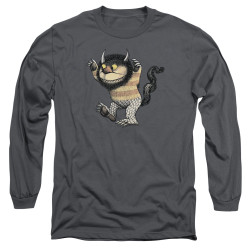 Image for Where the Wild Things Are Long Sleeve Shirt - Carol