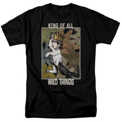 Image for Where the Wild Things Are T-Shirt - King of All Wild Things