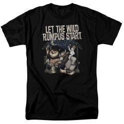 Image for Where the Wild Things Are T-Shirt - Wild Rumpus
