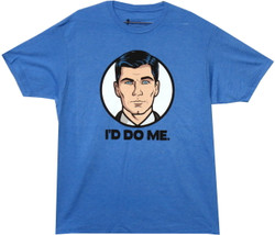 Image for Archer T-Shirt - I'd Do Me