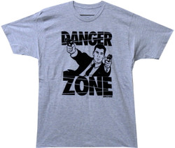 Image for Archer T-Shirt - Danger Zone