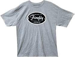 Image for Firefly T-Shirt - Engineered by Firefly