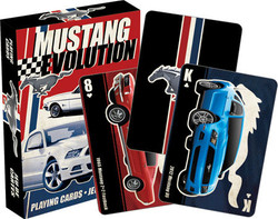 Image for Ford Mustang Playing Cards