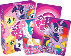 Image for My Little Pony Playing Cards