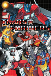 Image for Transformers Poster - Autobots