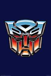 Image for Transformers Poster - Autobot Logo
