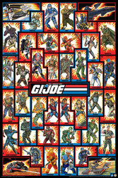 Image for G.I. Joe Poster - Cast