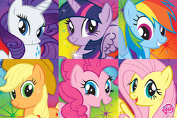 Image for My Little Pony Poster - Zoom