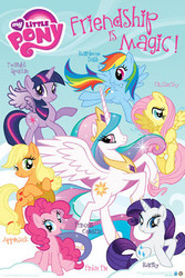 Image for My Little Pony Poster - Friendship is Magic