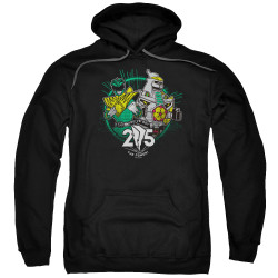 Image for Mighty Morphin Power Rangers Hoodie - Green 25