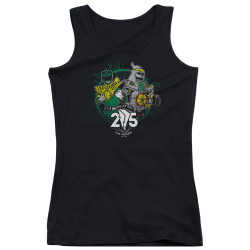 Image for Mighty Morphin Power Rangers Girls Tank Top - Green 25