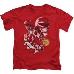 Image for Power Rangers Kids T-Shirt - Red Ranger