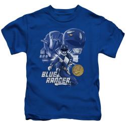 Image for Power Rangers Kids T-Shirt - Blue Ranger