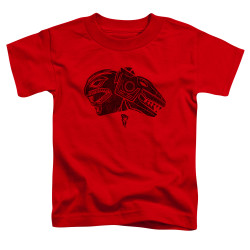 Image for Power Rangers Toddler T-Shirt - Red