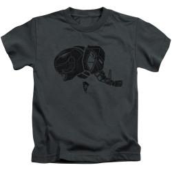 Image for Power Rangers Kids T-Shirt - Black