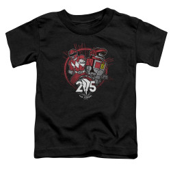 Image for Power Rangers Toddler T-Shirt - Red 25