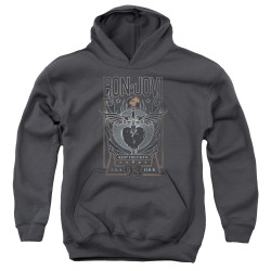 Image for Bon Jovi Youth Hoodie - Keep the Faith