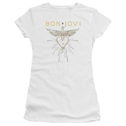 Image for Bon Jovi Girls T-Shirt - Greatest Hits