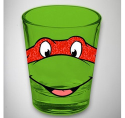 Image for Teenage Mutant Ninja Turtles Shot Glass - Raphael